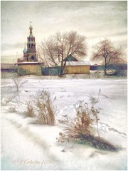 Winter Borovsk.