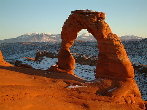 Delicate Arch at Sunset | by Jesse Varner