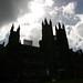 Arrival in Edinburgh, Scotland 2005