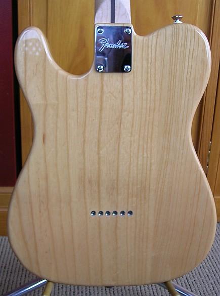 Photo:Fender Telecaster By Pierre Journel