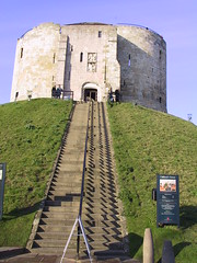 Cliffords Tower.