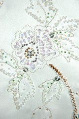 art, pattern, textile, needlework, flower, embroidery, circle,
