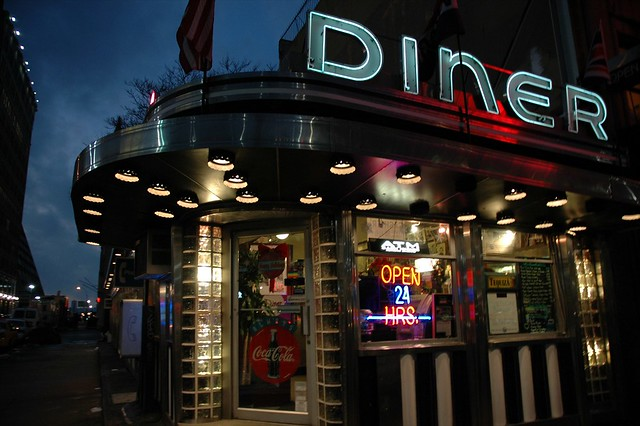 Cheyenne Diner (NYC) (Explored)