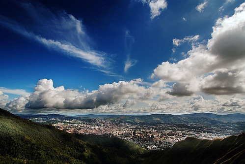 Caracas from life of Isabel Allende