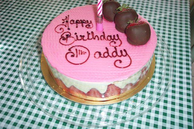 Birthday Cake Decorating Ideas Dad : Pin Dad Birthday Cake By Yogi66 Decorating Ideas Cake on ...