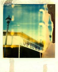 Uptown - polaroid