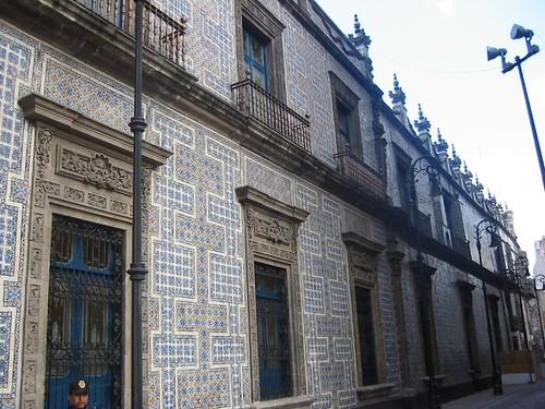 Casa de los azulejos the house of tiles mexico city a for House of tiles mexico city