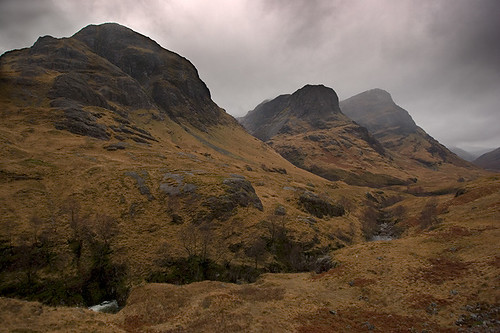 Three Sisters of Glencoe