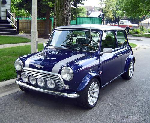 El mejor coche clasico para restaurar forocoches - Mini clasico para restaurar ...