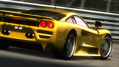 race car, automobile, vehicle, saleen s7, performance car, automotive design, land vehicle, supercar, sports car,