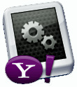 Yahoo! Widgets Engine logo
