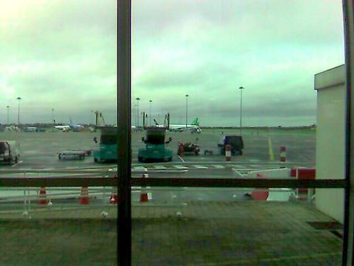 Dublin Airport Dec 10