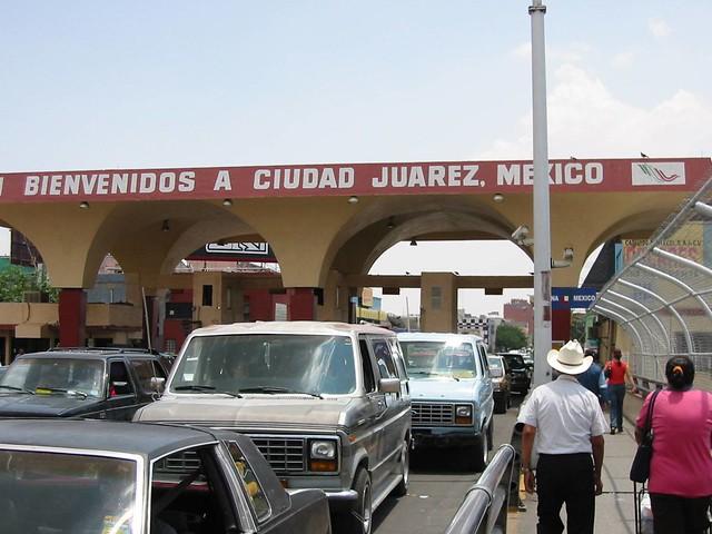 El Paso, Texas / Juarez, Mexico border