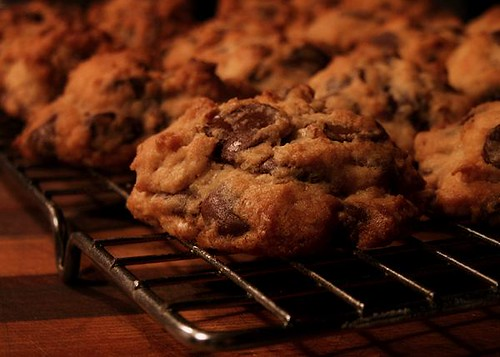 Jay's Ginger Chocolate Chip Cookies | Flickr - Photo Sharing!