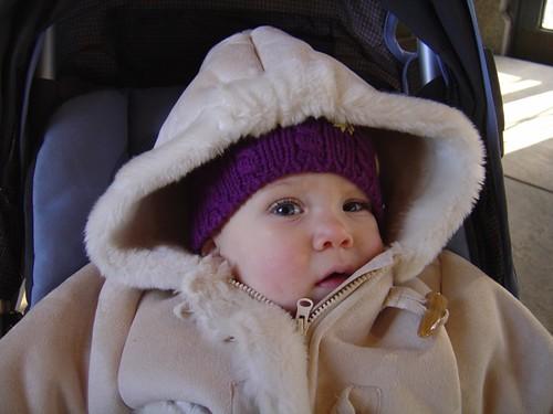 my cousin's little girl