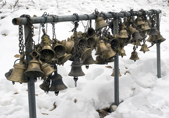 Bells at Muktinath