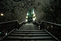 Light/Stairs