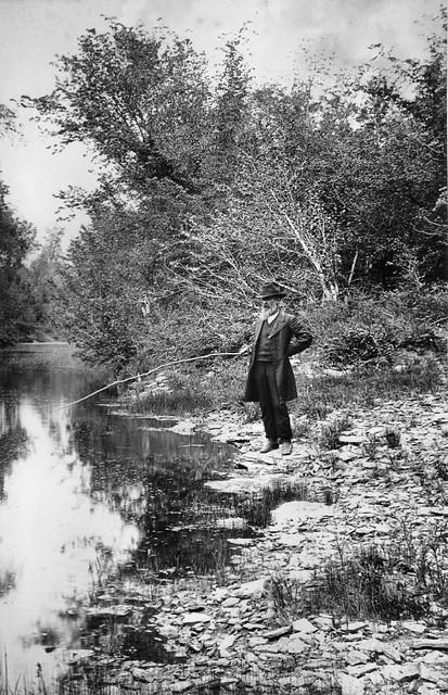 Old Fashioned Fishing Waistcoat