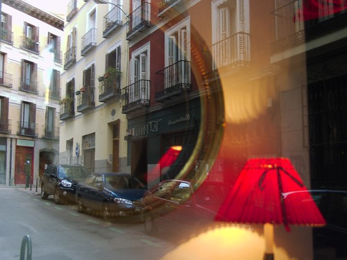 reflections of Madrid