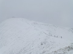Aufstieg zur Kuhleitenhütte
