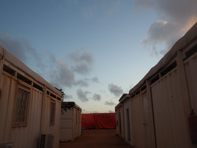 Early morning Kismayo