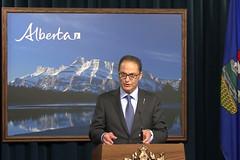 Minister Joe Ceci announced Bill 2 - June 18, 2015