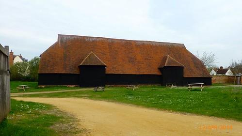 Coggeshall Grange Barn
