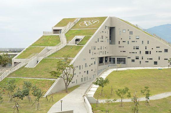 台東大學知本校區圖書館49