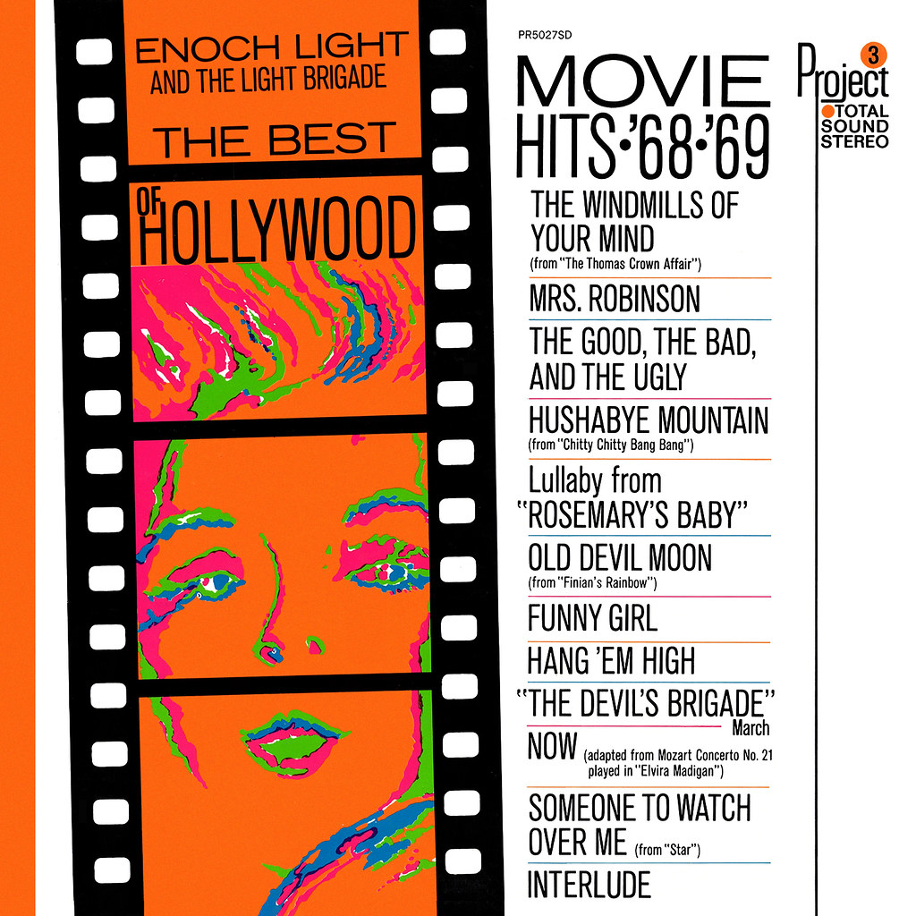 Enoch Light - Movie Hits 68 69