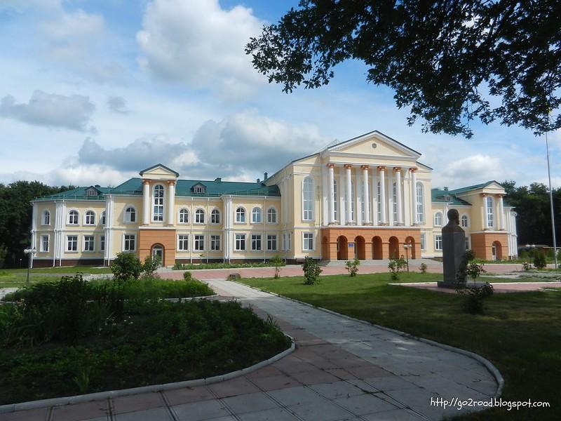 Современная школа в Седневе