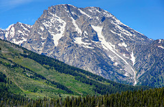 Grand Tetons Mountain and Slope