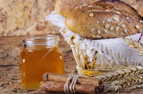miel-y-pan-fresco-y-canela-30888012