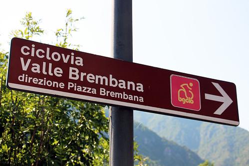 Ciclovia Val Brembana