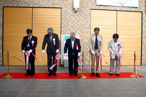 新潟県立歴史博物館 - 北前船展