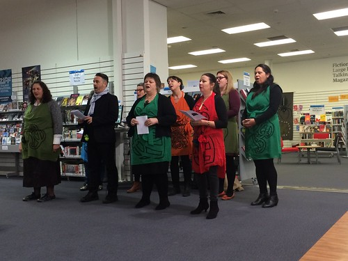 Ngā Manu Tioriori / Christchurch City Council's Waiata Group