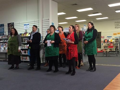Ngā Manu Tioriori / Christchurch City Council's Waiata Group