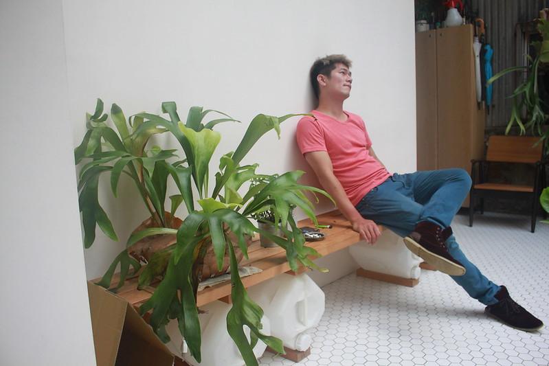 2015環島。住宿。台南背包客站。365 合日旅所  (42)