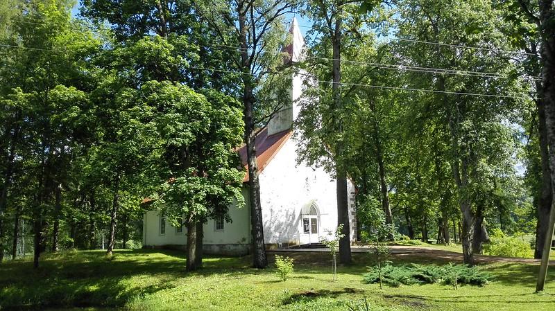 Augstrozes baznīca