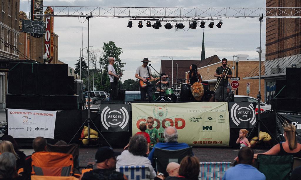 A Ferocious Jungle Cat | Good Living Tour | North Platte | 7.22.15