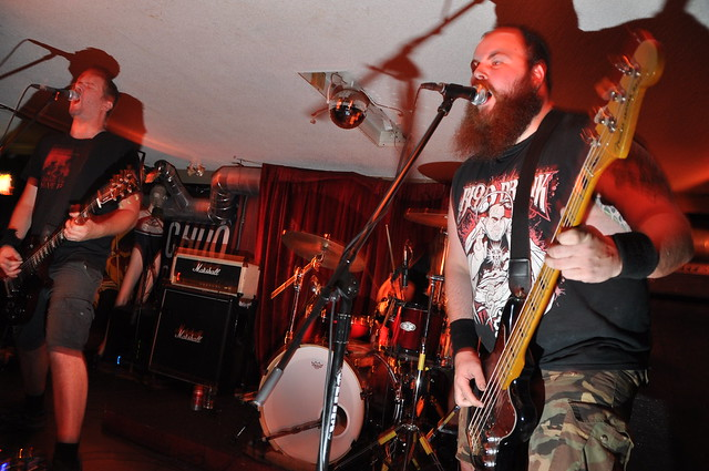 Hard Charger at House of Targ