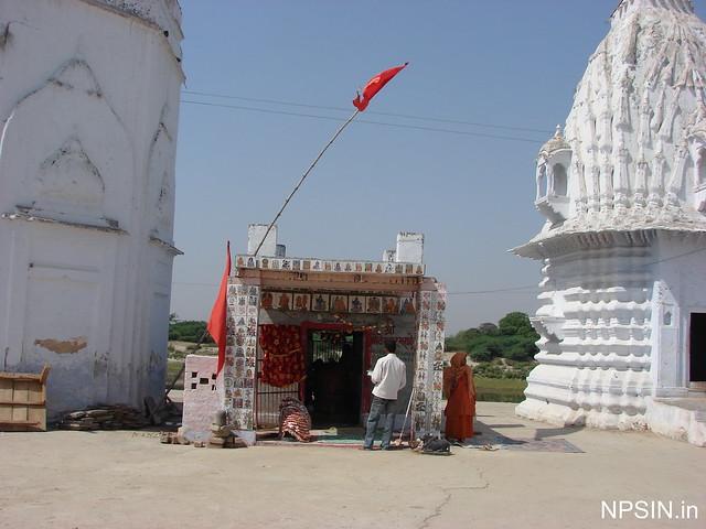 Moteshwar Mahadev Mandir in Baba Bateshwarnath Dham