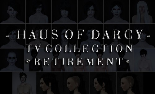 - .HoD. - TV Collection Retirement
