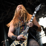 BLACK LABEL SOCIETY - Metaldays 2015, Tolmin
