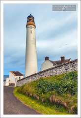 Scurdie Ness Lighthouse, Scotland