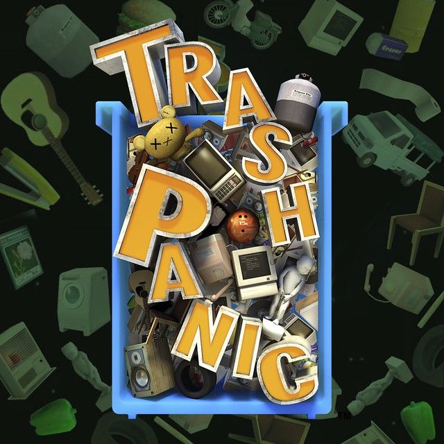 PlayStation Now: Trash Panic