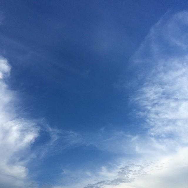 #sky #イマソラ 良い天気。