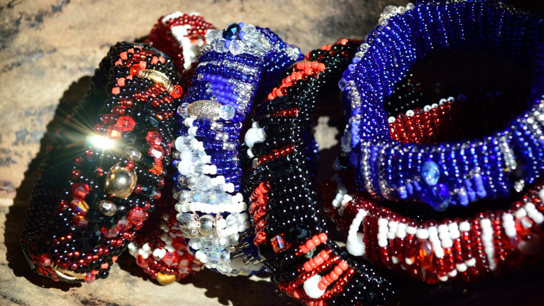 Santería bracelets