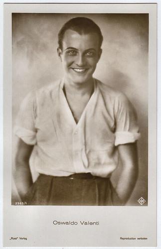 Osvaldo Valenti in Ungarische Rhapsodie (1928)