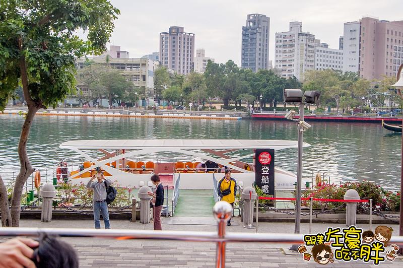 高雄雙層巴士觀光公車(西子灣線)-88