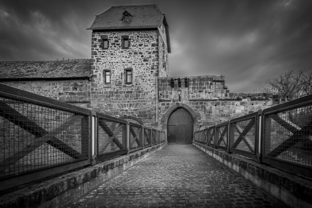 Burg Bad Vilbel